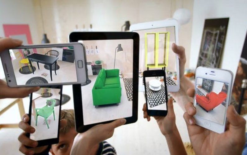 Augmate-Augmented-Reality