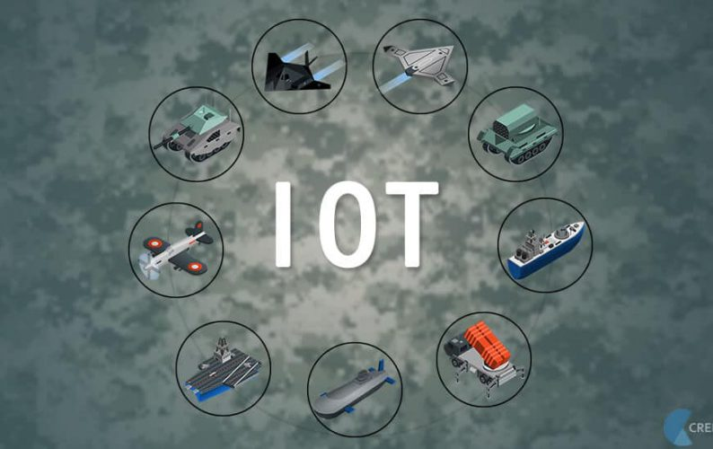 Internet-of-things-for-military